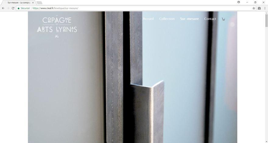 Fabien Caceres, Studio de création Lyon